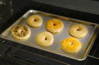 Рецепт теста в хлебопечке для бубликов