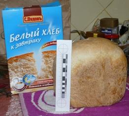 Смесь для хлебопечки своими руками 86
