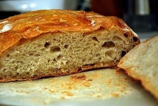 Как испечь хлеб без дрожжей в домашних условиях в духовке