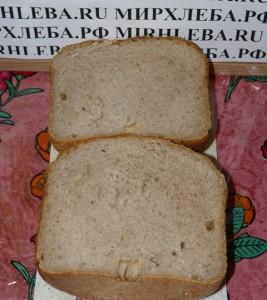Рецепт ржаного хлеба на закваске