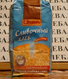 Готовая хлебная смесь