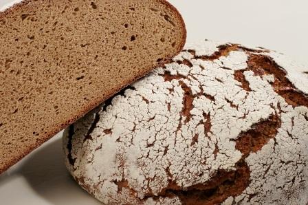 Темная мука для выпечки хлеба