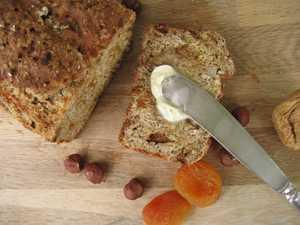 Хлеб к чаю в хлебопечке