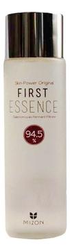 MIZON Эссенция Skin Power Original First Essence Ферментированная Омолаживающая для Лица, 210 мл