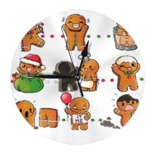 Часы с имбирным печеньем
